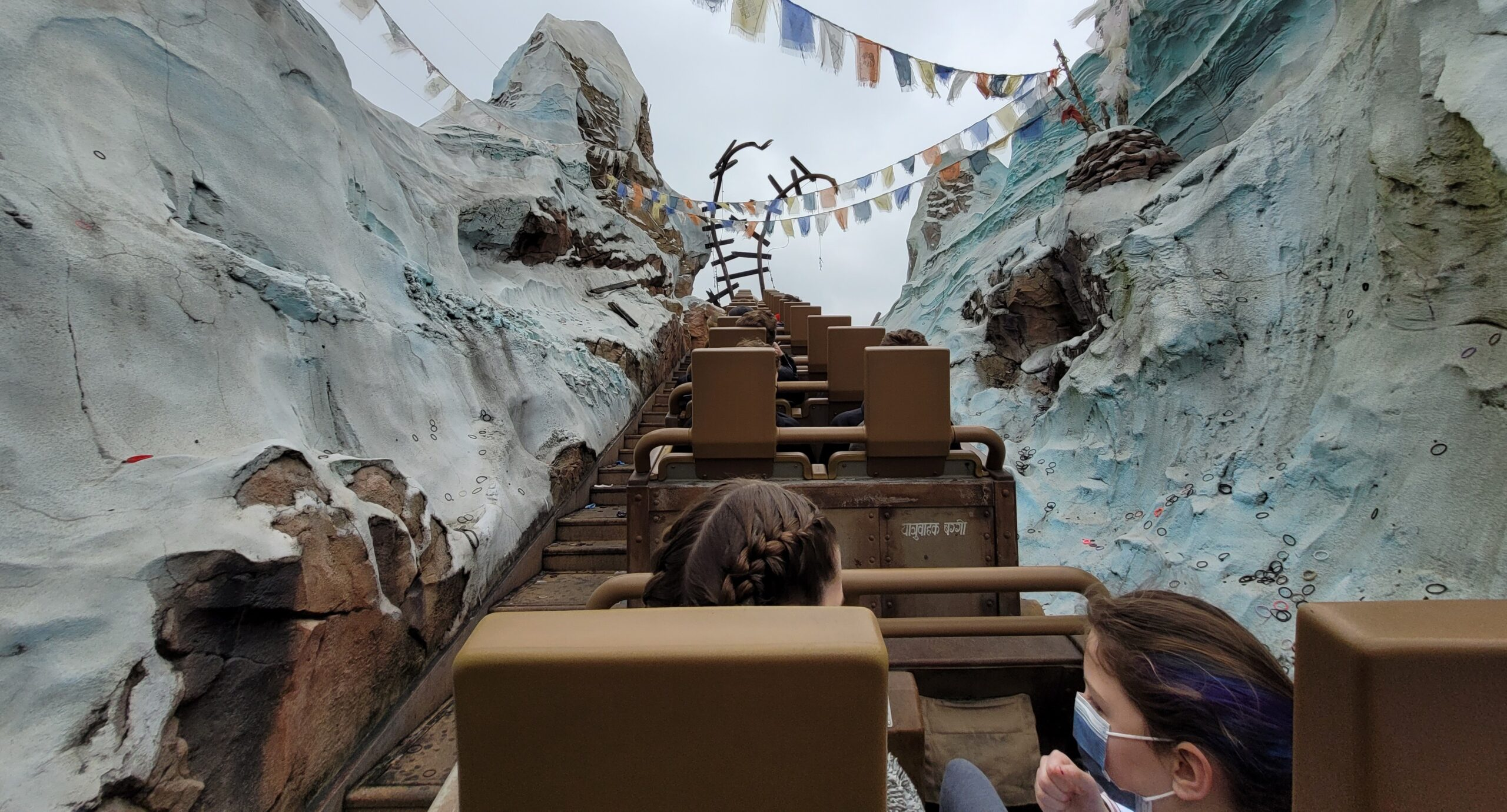 The Top of Expedition Everest