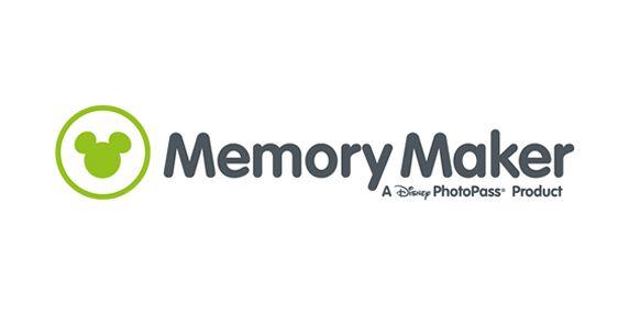 disney's memory maker logo