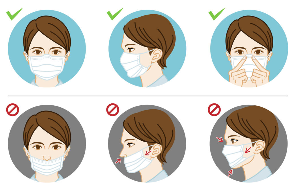how-to-wear-mask