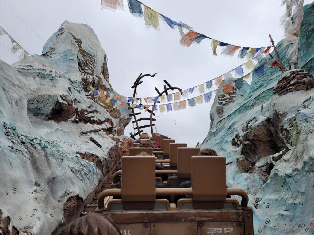 Expedition Everest Track, Disney's Animal Kingdom