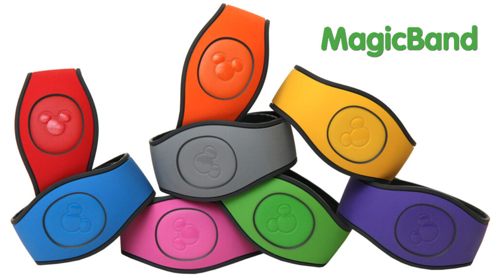 MagicBands in Assorted Colors