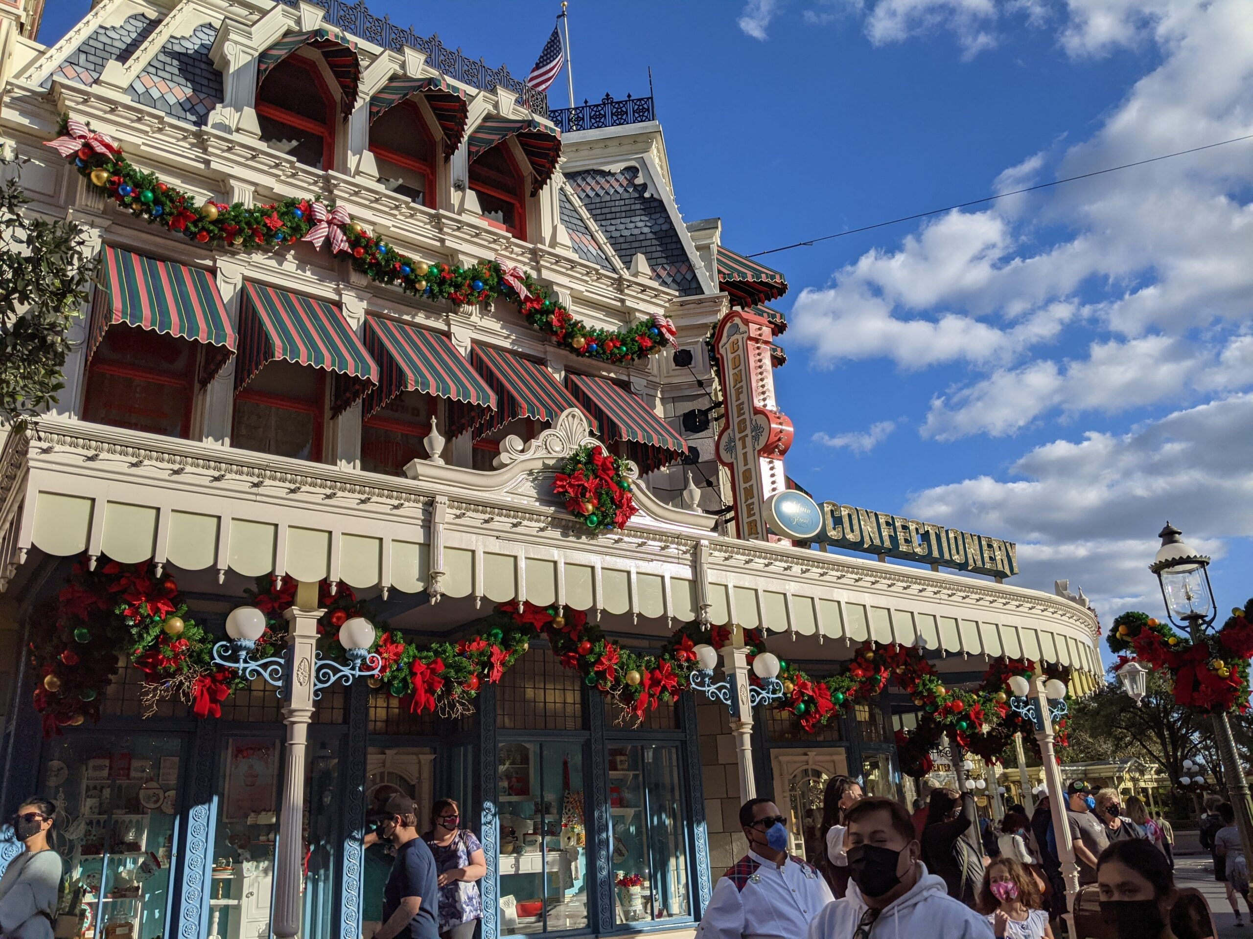 Main Street Confectionary - Magic Kingdom
