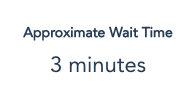 Approximate Wait Time - Disneyland Ticket Virtual Queue