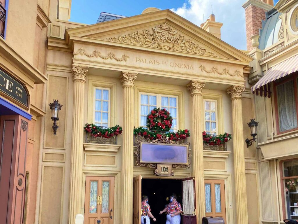 Beauty and the Beast Sing-Along Attraction - Epcot