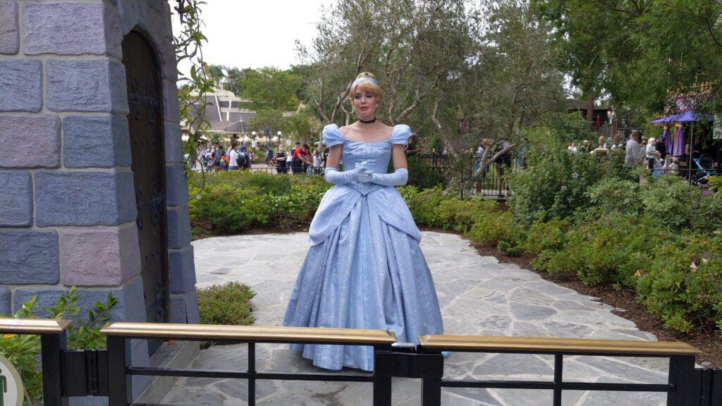 Cinderella Character Meet & Greet