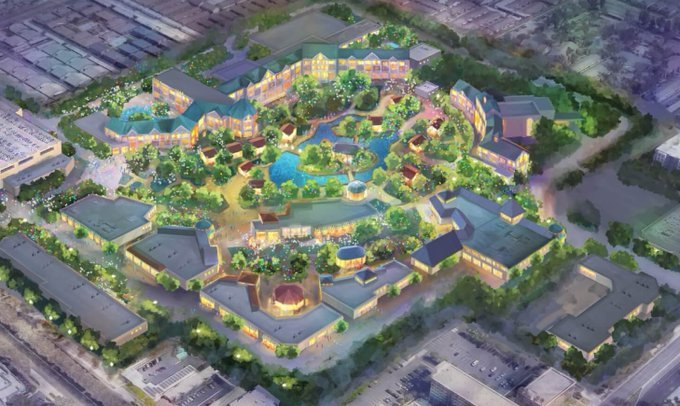 DisneylandForward - Plans to Expand Disneyland
