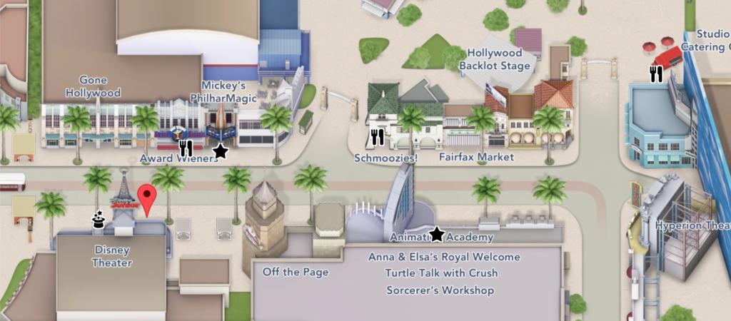 Find Vampirina, Doc McStuffins and Mickey at Disney Junior Theater - California Adventure