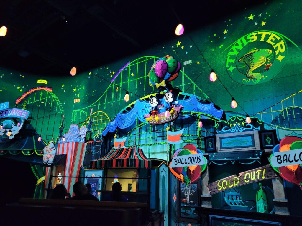 Inside Mickey & Minnie's Runaway Railway