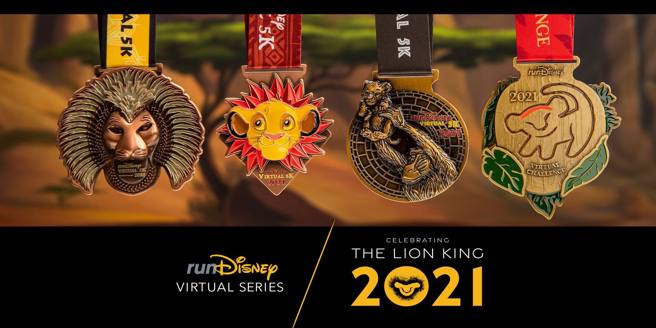 Lion King runDisney Race Registration Opening April 8th