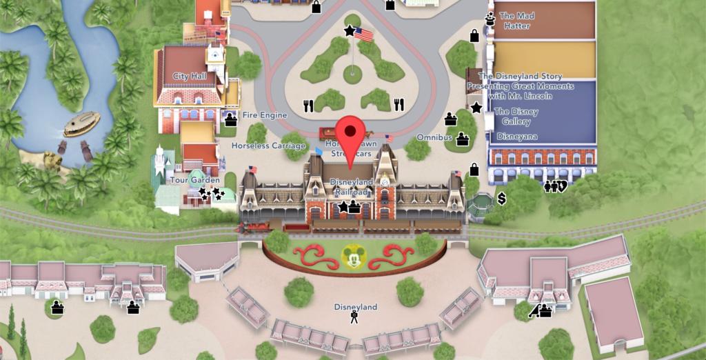 Main Street USA - Disneyland