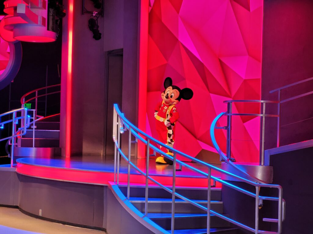 Mickey Character Meet & Greet at Disney Theater - California Adventure