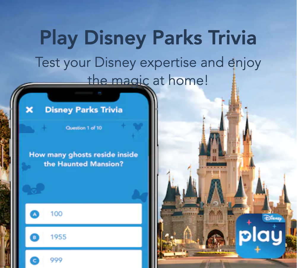 Play Disney Parks Trivia