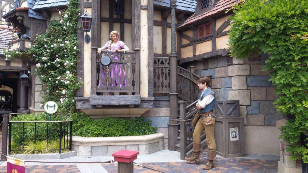Rapunzel & Flynn Rider Character Meet & Greet