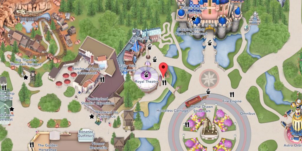 Royal Theatre - Disneyland