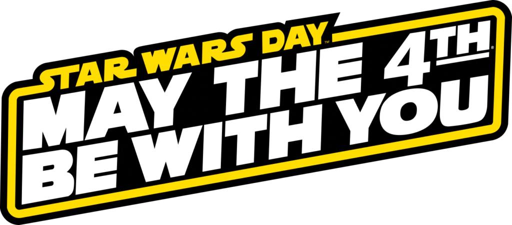 Star Wars Day May The Fourth