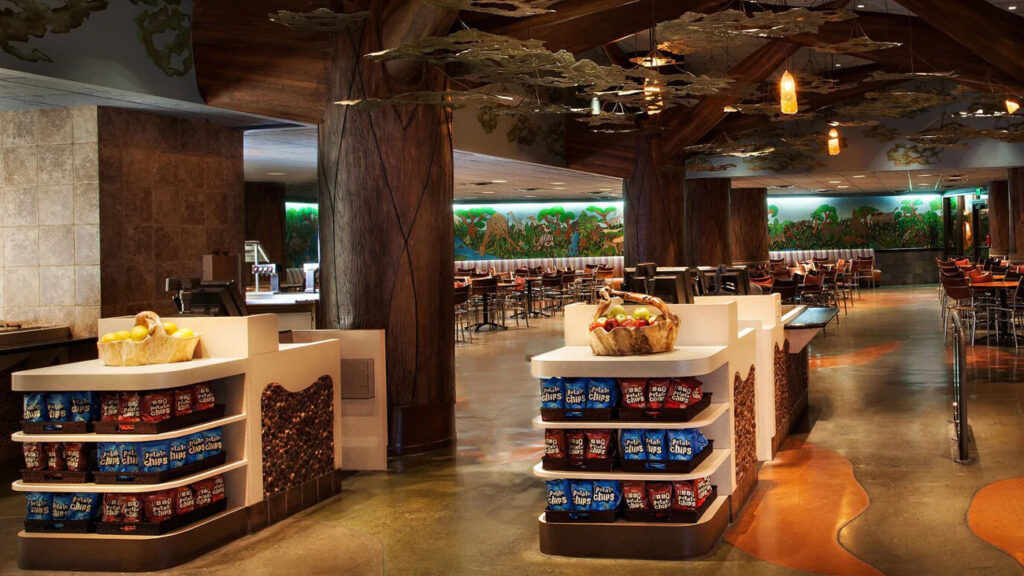 The Mara Restaurant at Disney's Animal Kingdom