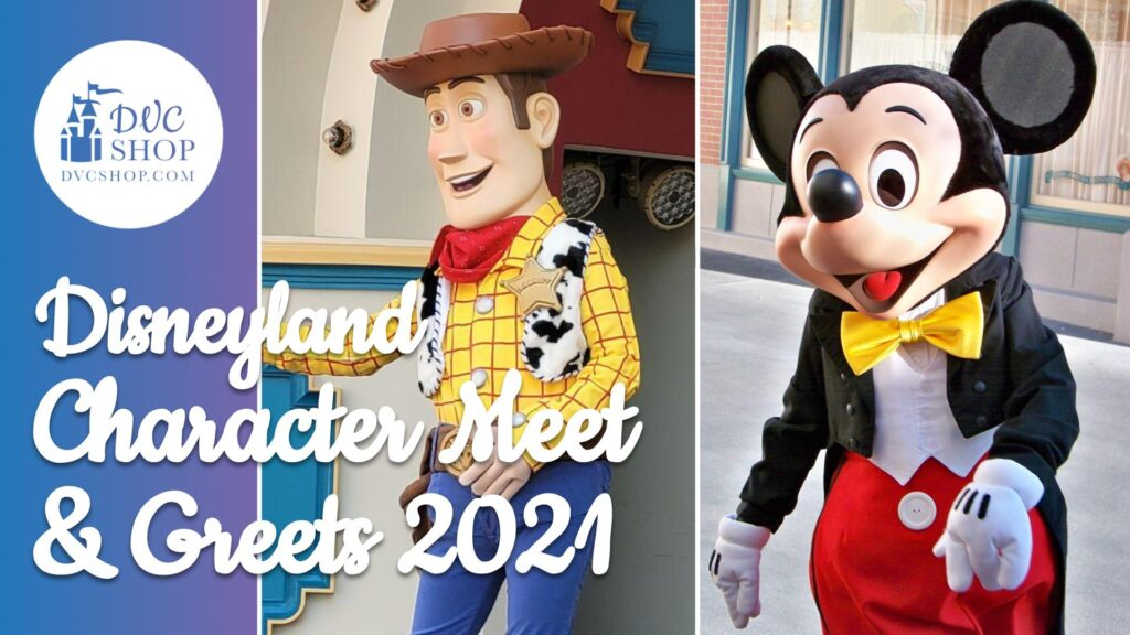 Where To Find Characters at Disneyland Resort (Mid-2021) Thumbnail