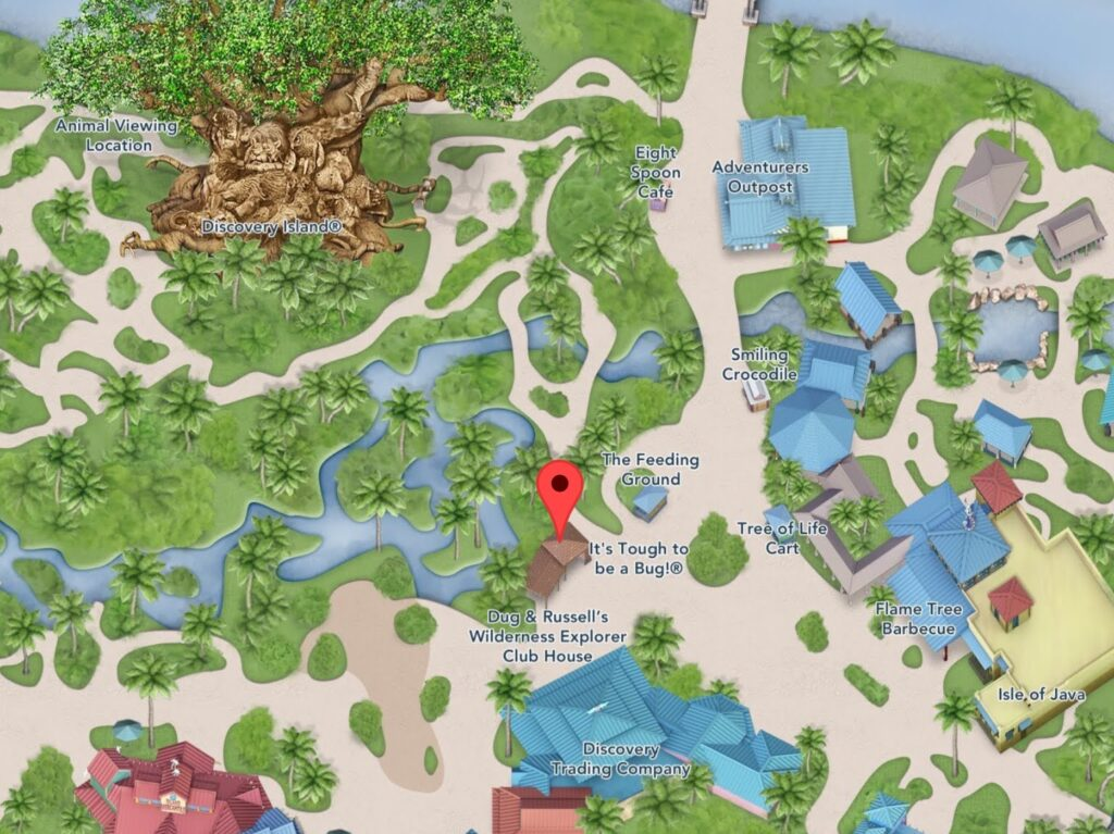 Where to Find It's Tough To Be A Bug in Animal Kingdom