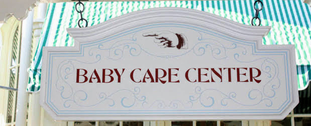 Baby Care Centers at Disney World