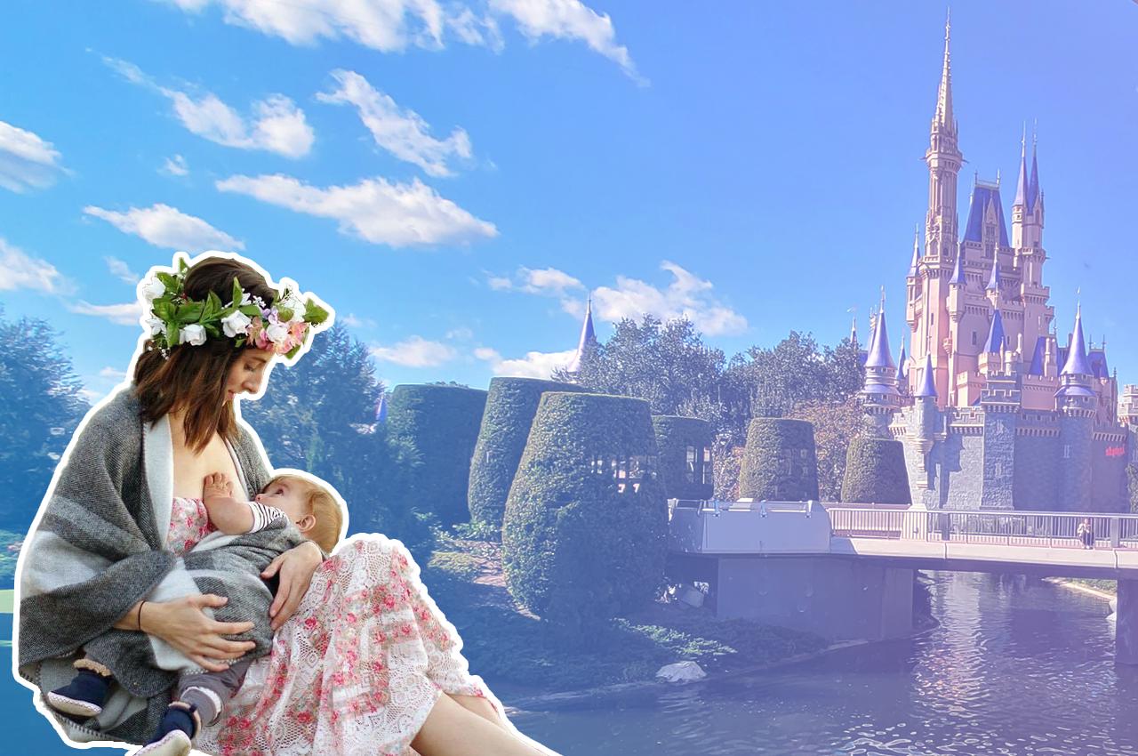 Best Tips For Nursing Mothers At Disney