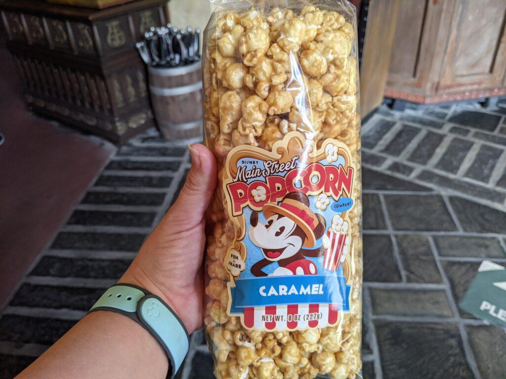 Caramel Popcorn from Main Street Popcorn Company