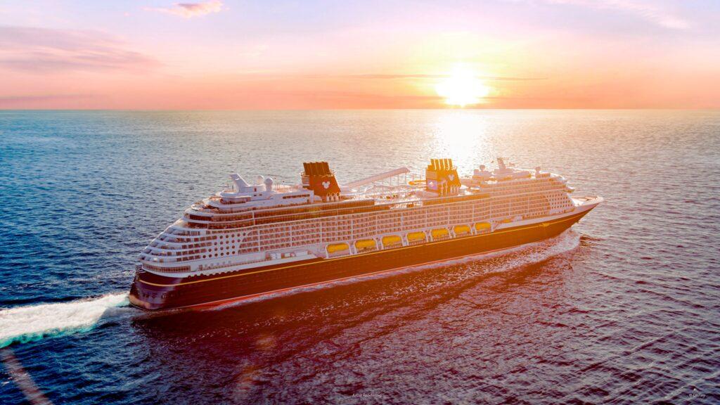 Disney Wish Cruise Line