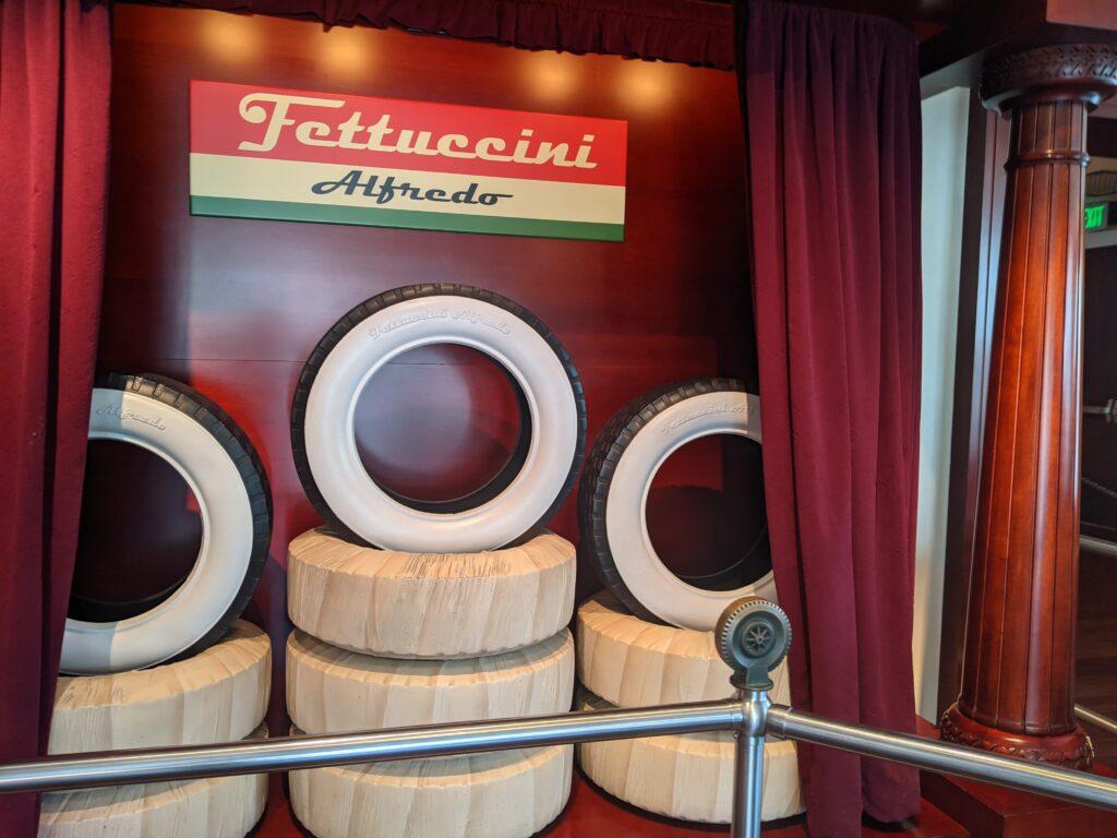 Luigi's Rollickin Roadsters Queue - Fettucini Alfredo