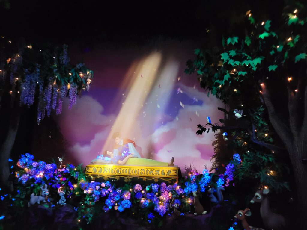 Snow White's Enchanted Wish - True Love's Kiss