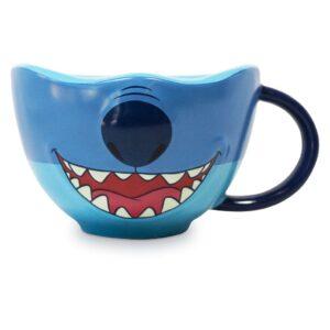 Stitch Smile Mug from ShopDisney
