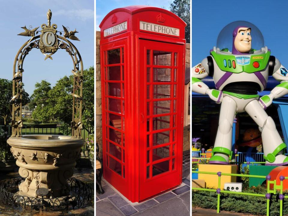 Top Spots To Take Iconic Photos In Each Disney World Park