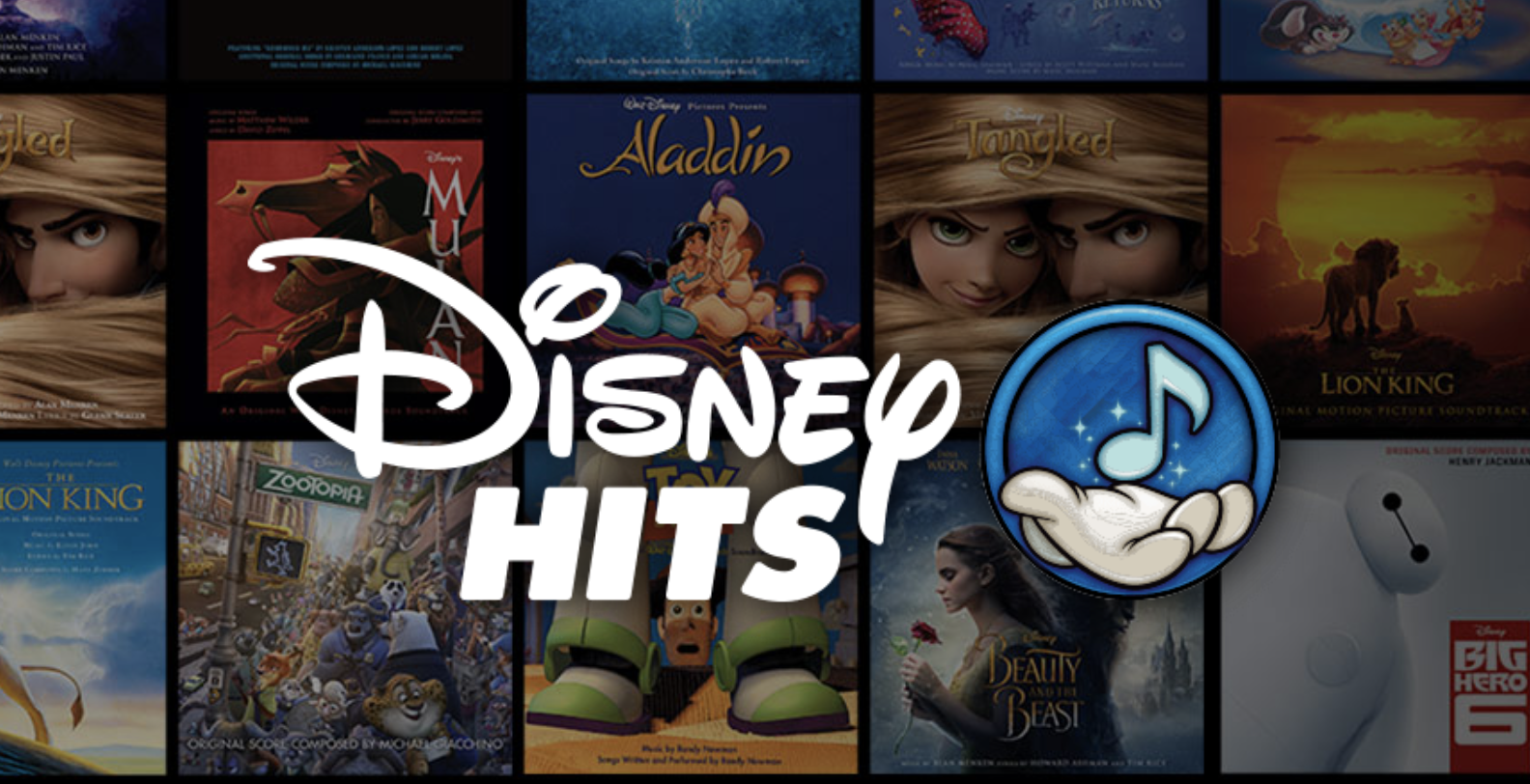 Disney Hits Music Available on Sirius