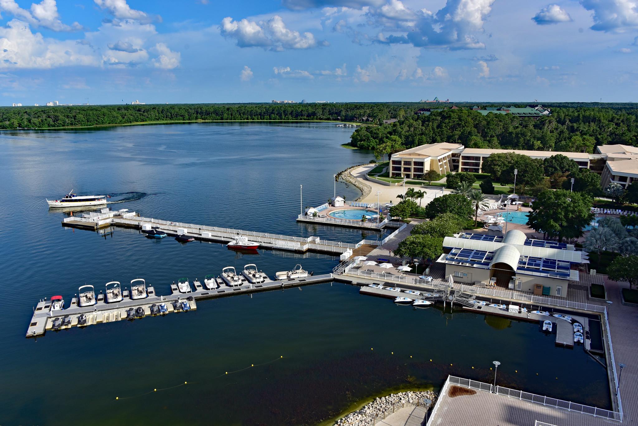 DVC Bay Lake Tower Marina