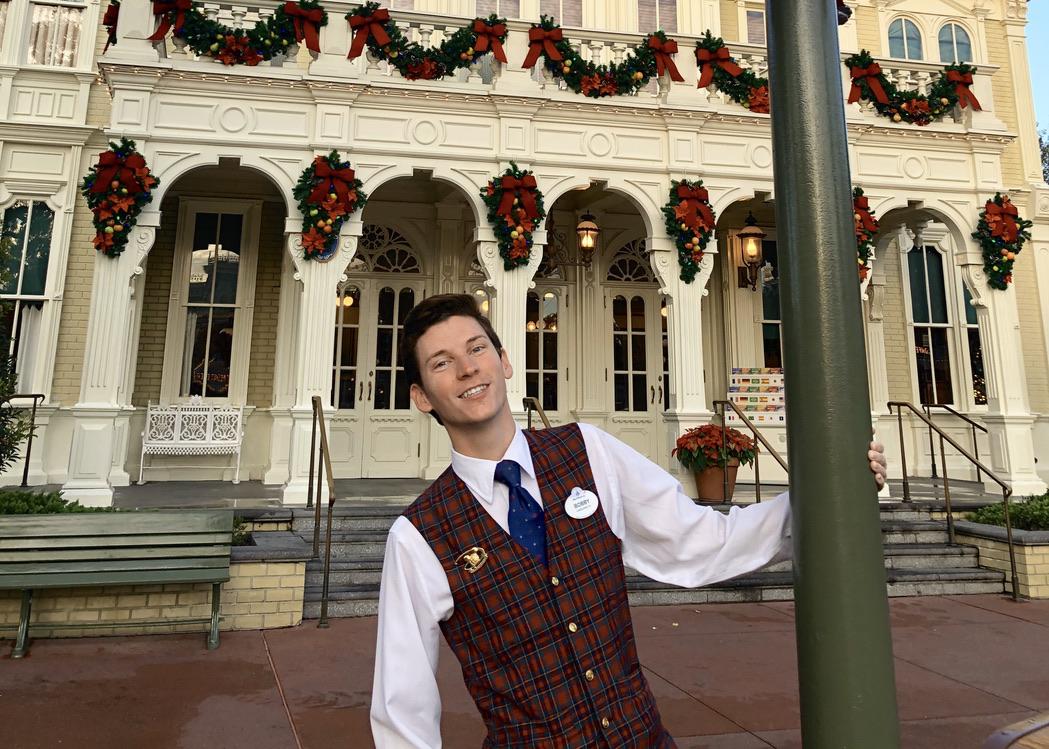 Guest Services Cast Member at Magic Kingdom