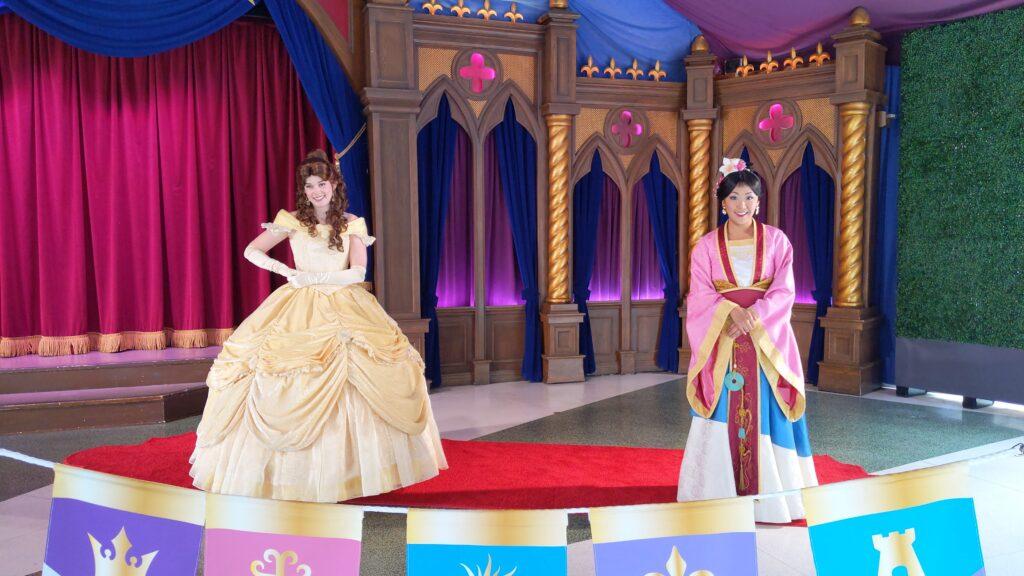 Mulan Character Meet & Greets Now at Epcot