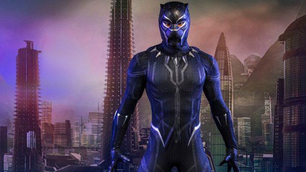 Black Panther at California Adventure