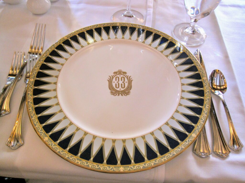 Club 33 Dining Set