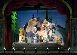 Country Bear Jamboree at Walt Disney World