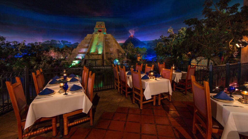 Decor Inside San Angel Inn Restaurante