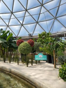 Living with the Land attraction at Disney's EPCOT