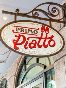 Primo Piatto quick service dining at Disney DVC Riviera Resort