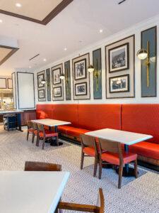 Primo Piatto indoor dining at DVC Riviera Resort