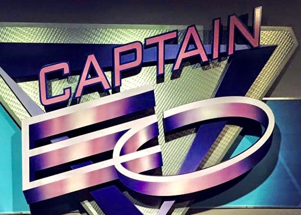 Captain EO closed at EPCOT