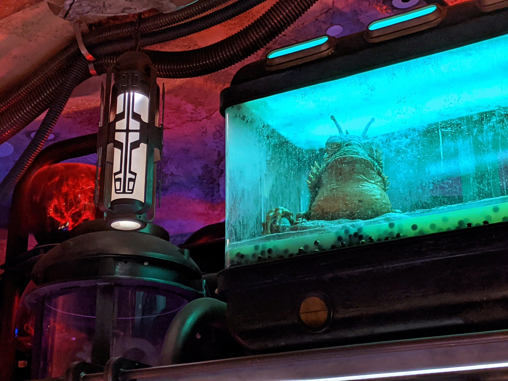 Oga's Cantina Overview