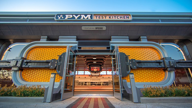 Pym's Test Kitchen at Avengers Campus