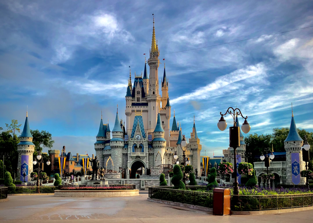 Disney's Cinderella Castle, Magic Kingdom
