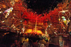 Enchanted Tiki Room at Walt Disney World