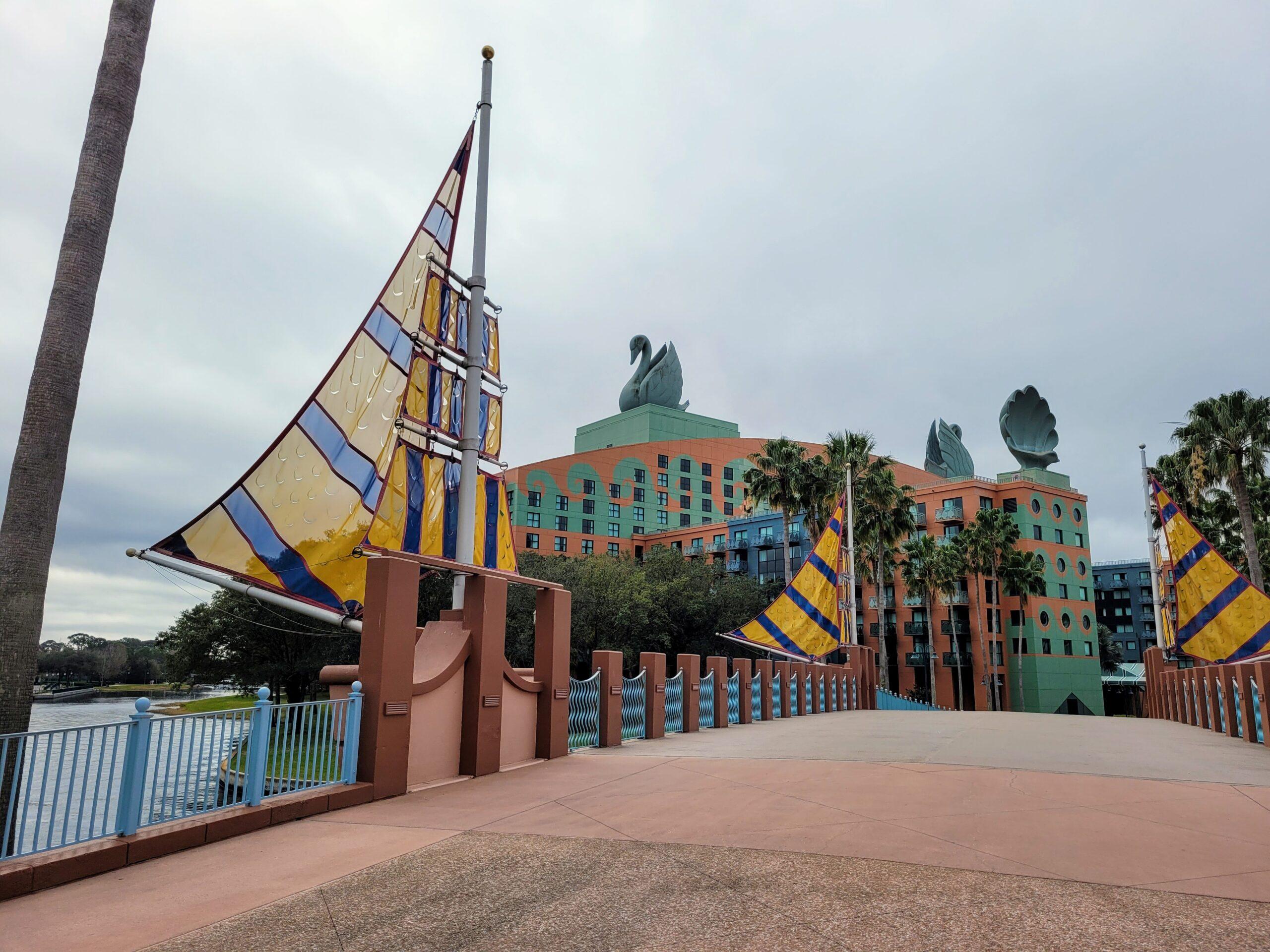 Walt Disney World Swan Hotel - Near the Boardwalk