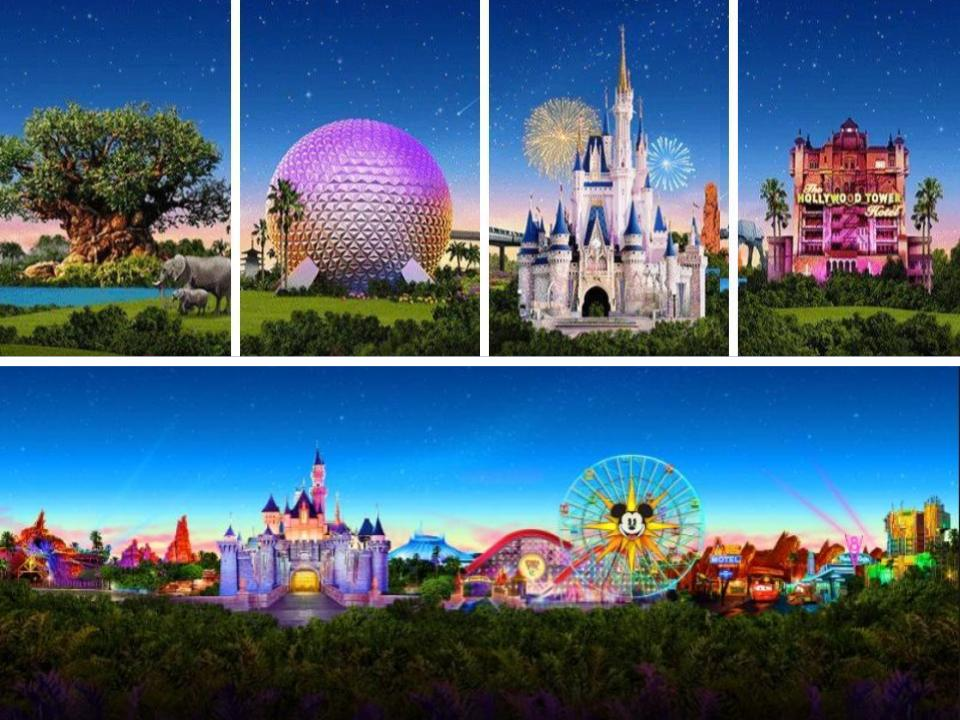Walt Disney World Versus Disneyland Resort: Cost, Size, Dining & More