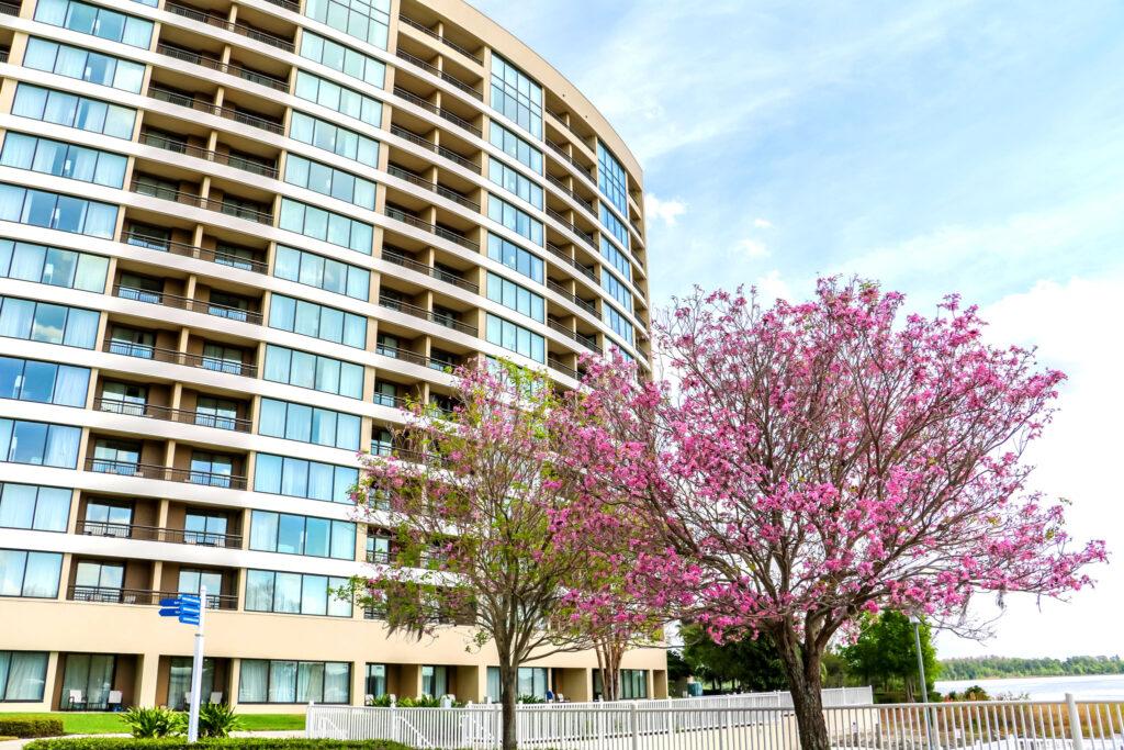 DVC Bay Lake Tower Resort