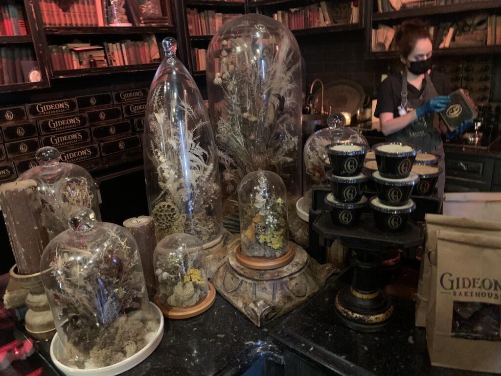 Decor at Gideon's Bakehouse - Disney Springs